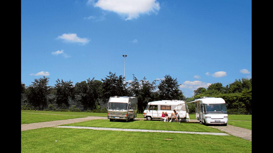 Mobil-Tour: Ostfriesland, Friedeburg