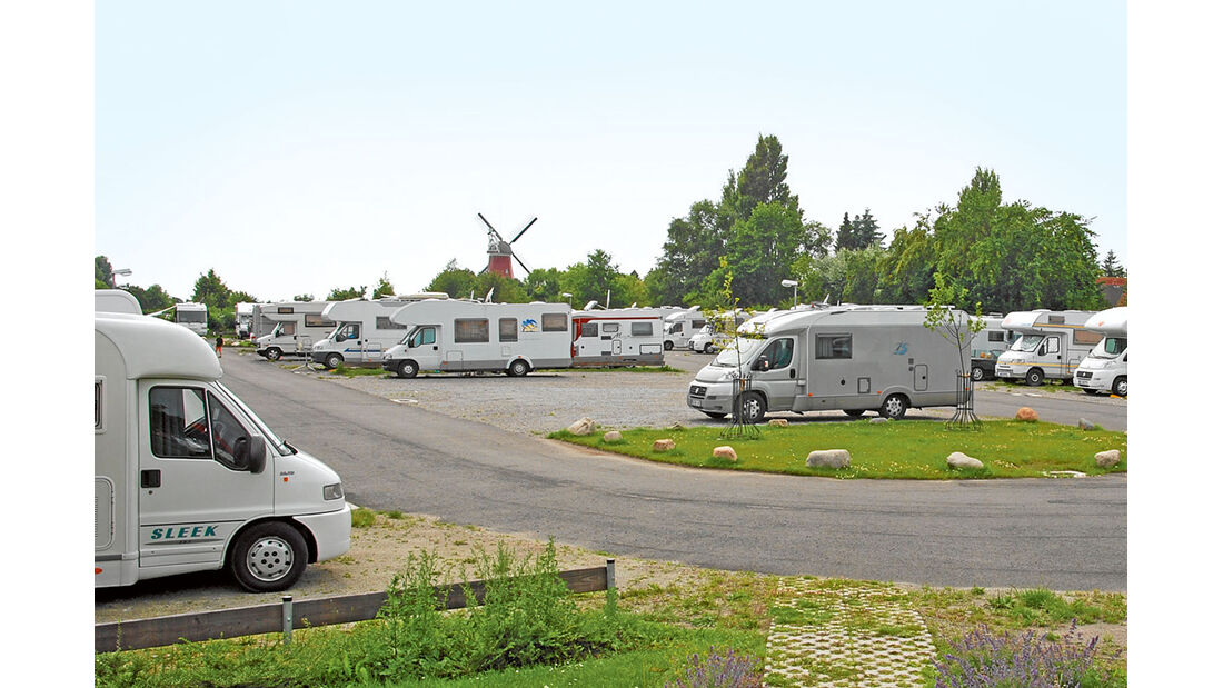 Mobil-Tour: Ostfriesland, Greetsiel