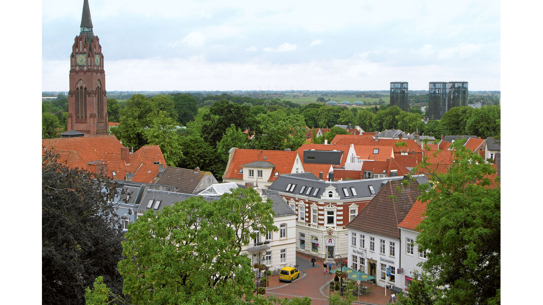 Mobil-Tour: Ostfriesland, Jever