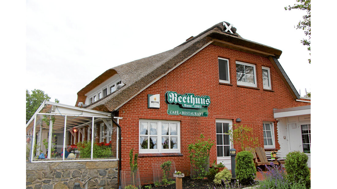 Mobil-Tour: Ostfriesland, Restaurant