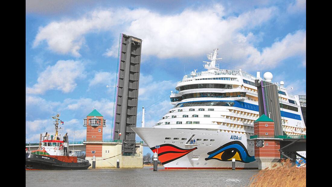 Mobil-Tour: Ostfriesland, Schiff