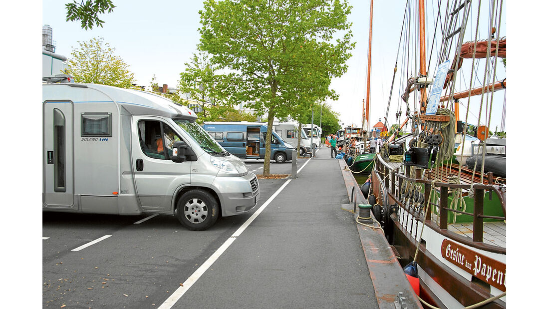 Mobil-Tour: Ostfriesland, Weener