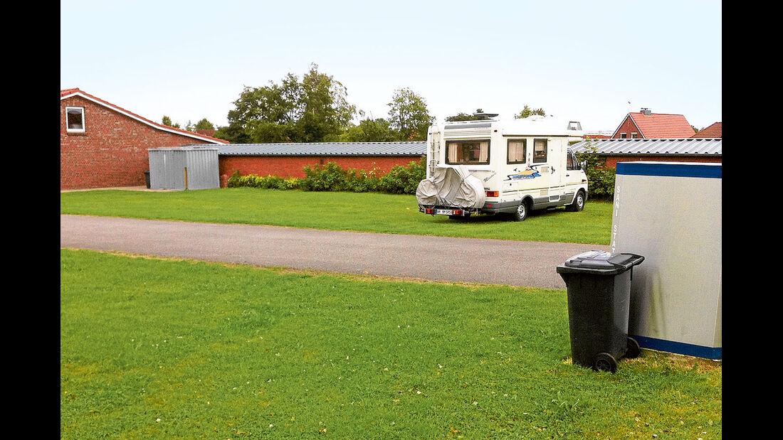 Mobil-Tour: Ostfriesland, Westerholt