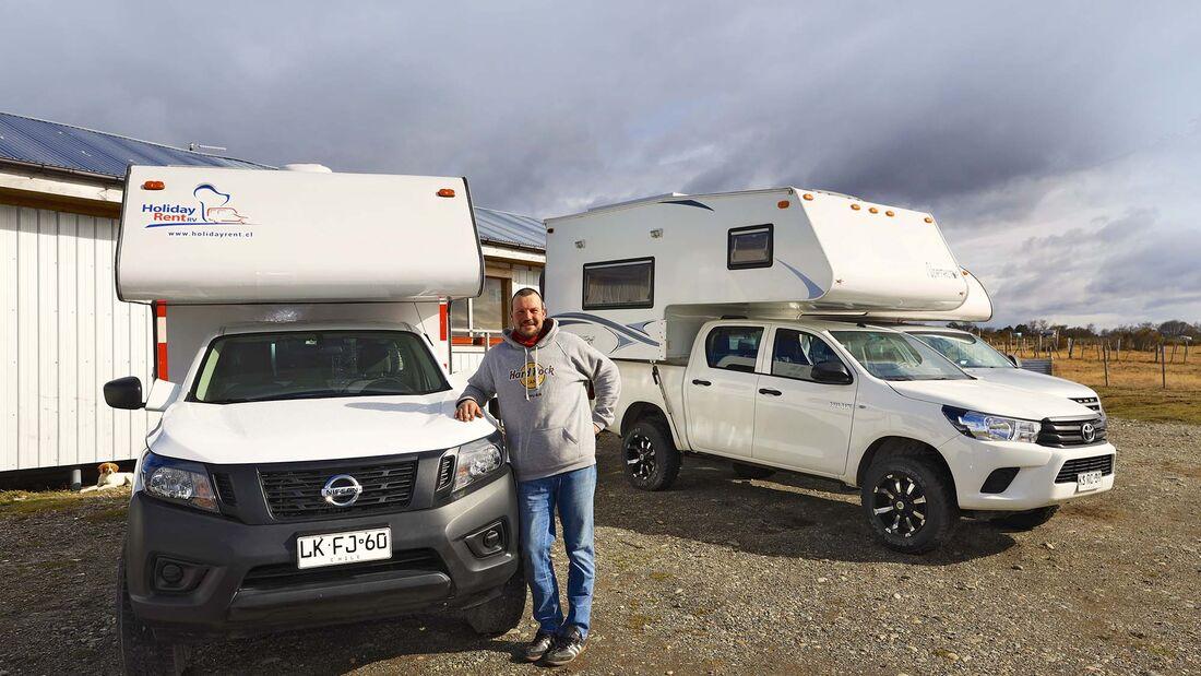 Mobil-Tour Patagonien