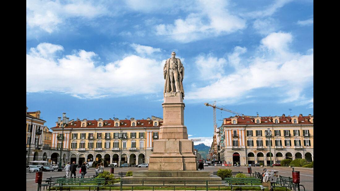 Mobil-Tour: Piemont, Cuneo
