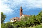 Mobil-Tour: Piemont, Kirche