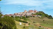 Mobil-Tour: Piemont, La Morra
