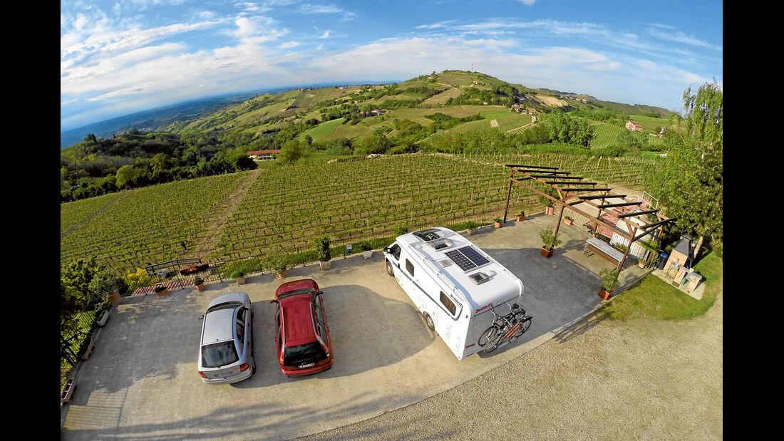 Mobil-Tour: Piemont, Mango
