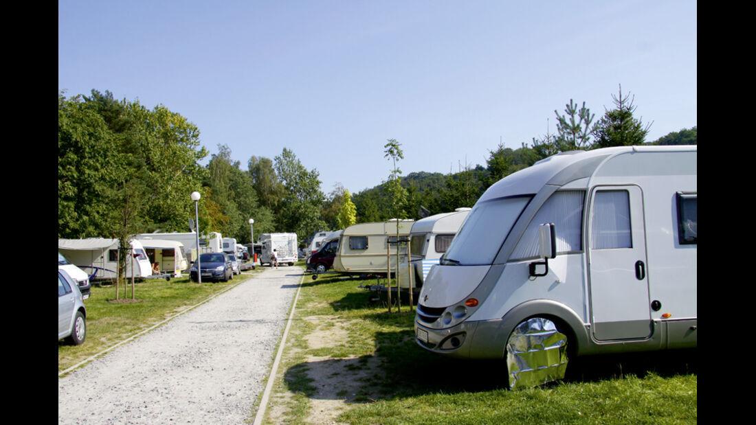 Mobil-Tour, Rügen