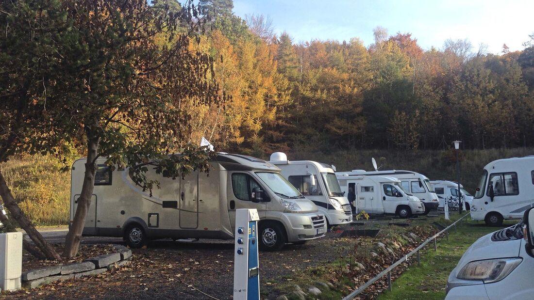 Mobil-Tour Rügen