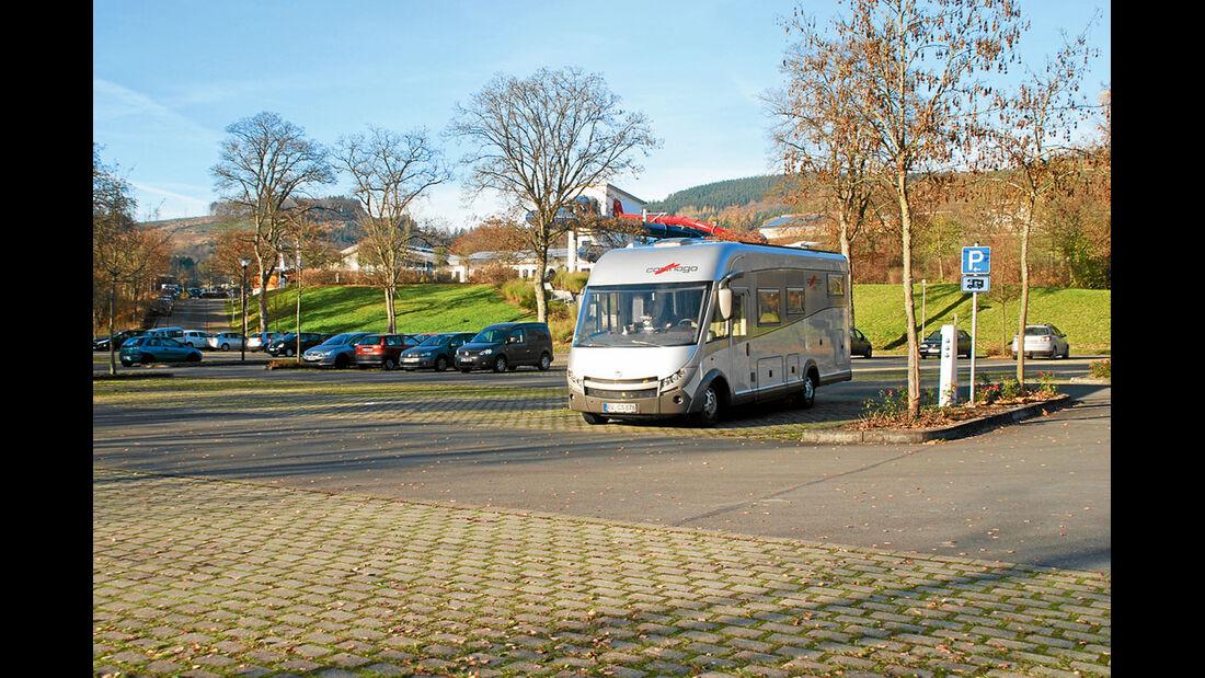 Mobil-Tour: Sauerland