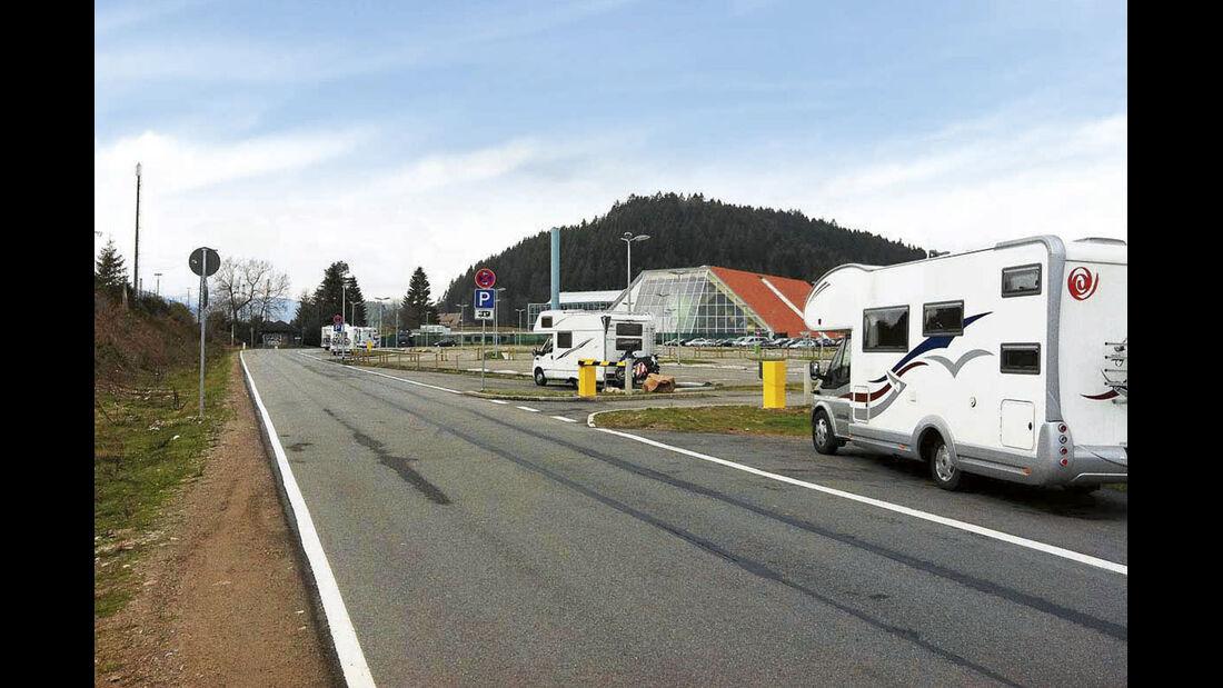 Mobil-Tour: Schwarzwald