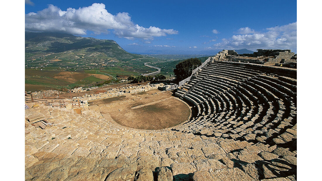 Mobil-Tour: Sizilien
