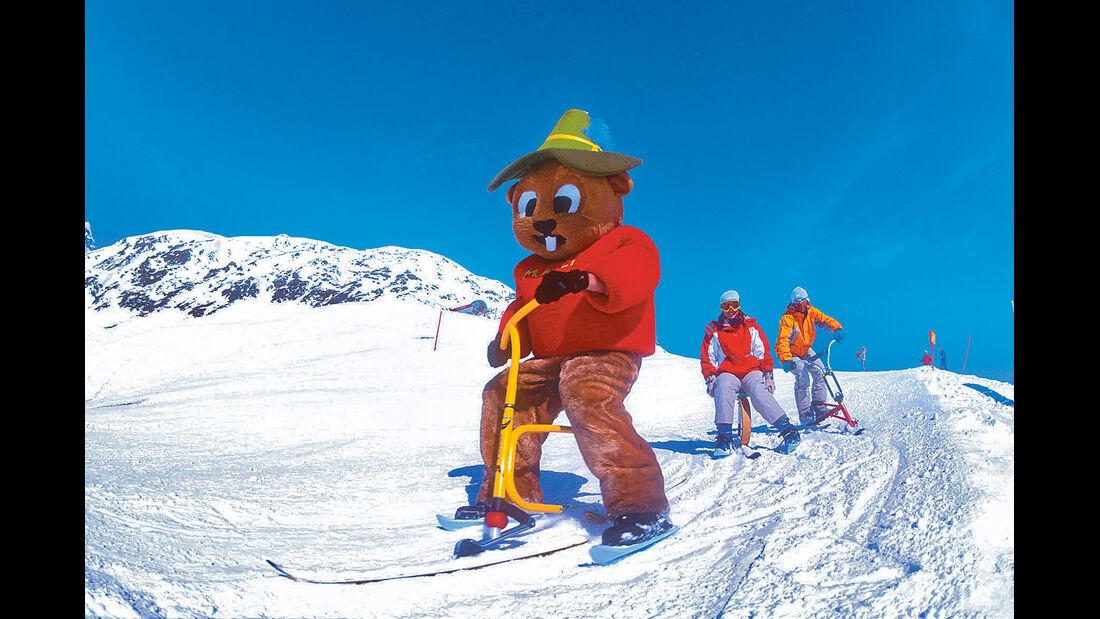 Mobil-Tour: Tirol