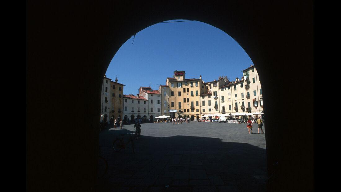 Mobil-Tour: Toskana-Küste