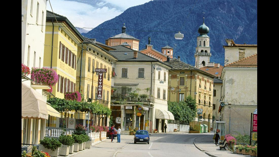 Mobil-Tour, Trentino
