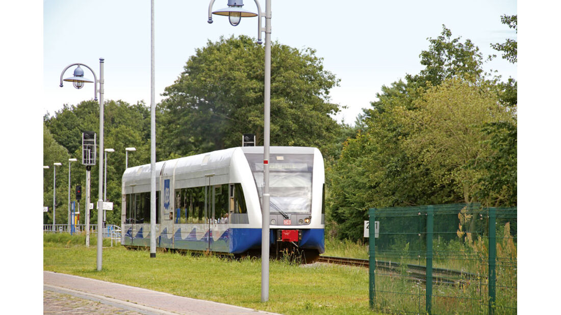 Mobil-Tour: Usedom