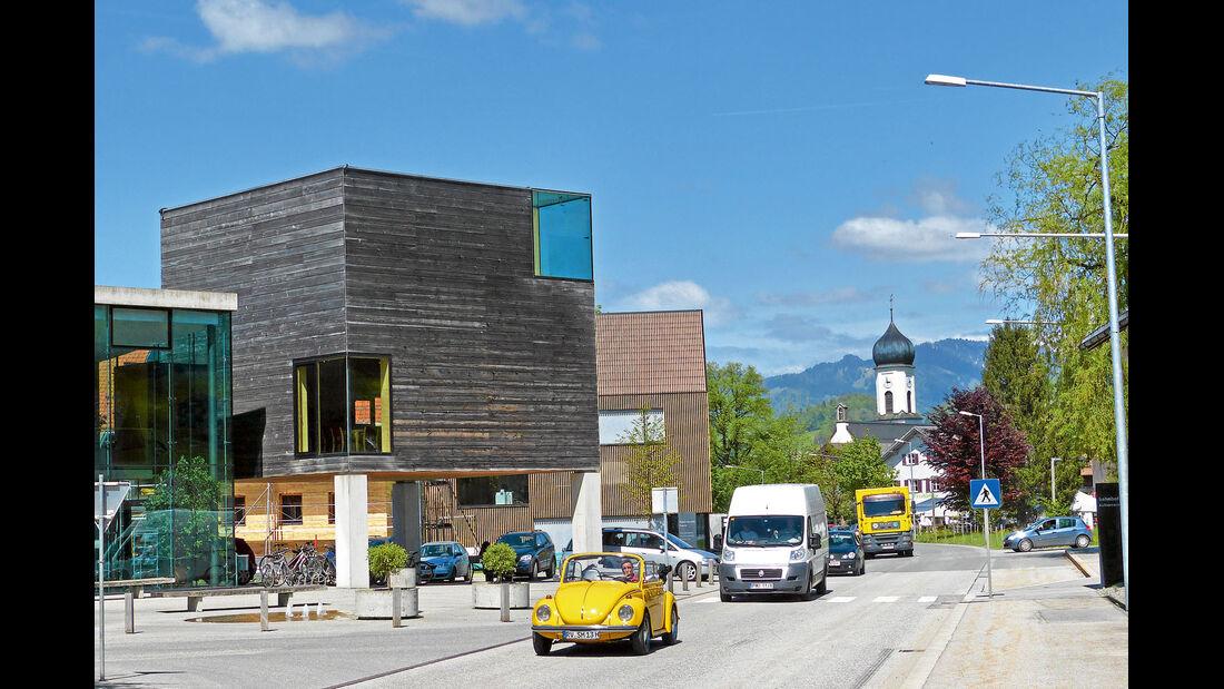 Mobil-Tour: Vorarlberg, Andelsbuch