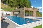 Mobil-Tour: Vorarlberg, Außenpool