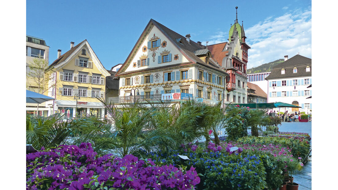 Mobil-Tour: Vorarlberg, Dornbirn
