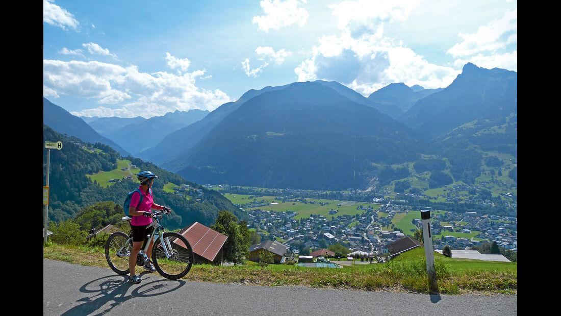 Mobil-Tour: Vorarlberg, Schruns