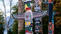 Mobil-Tour: West-Kanada