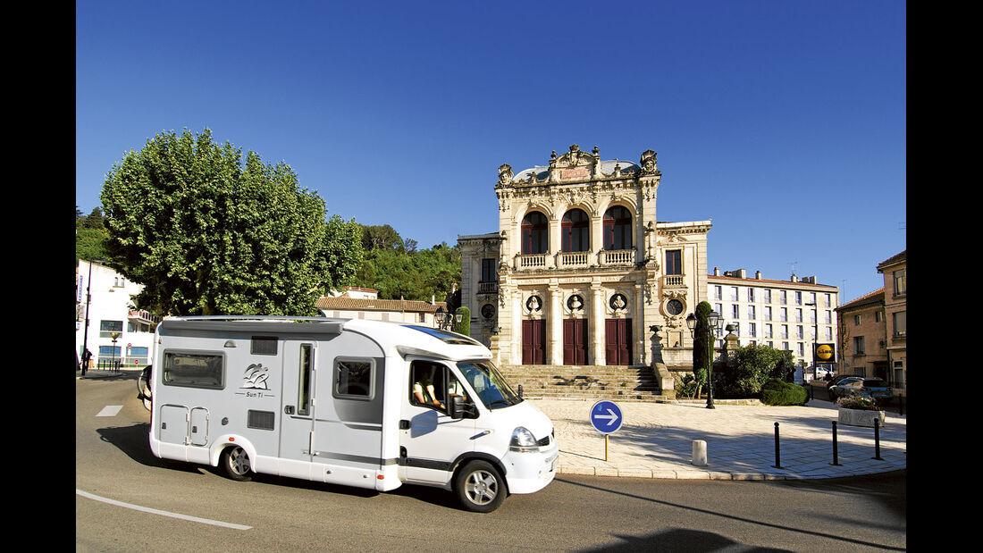 Mobil-Tour: Westliche Provence