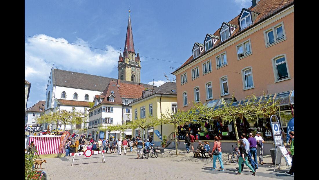 Mobil-Tour: Westlicher Bodensee