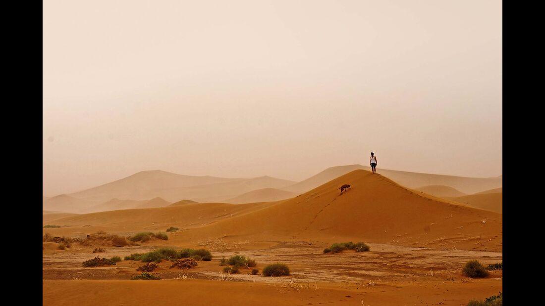 Mobil-Tour durch Marokko