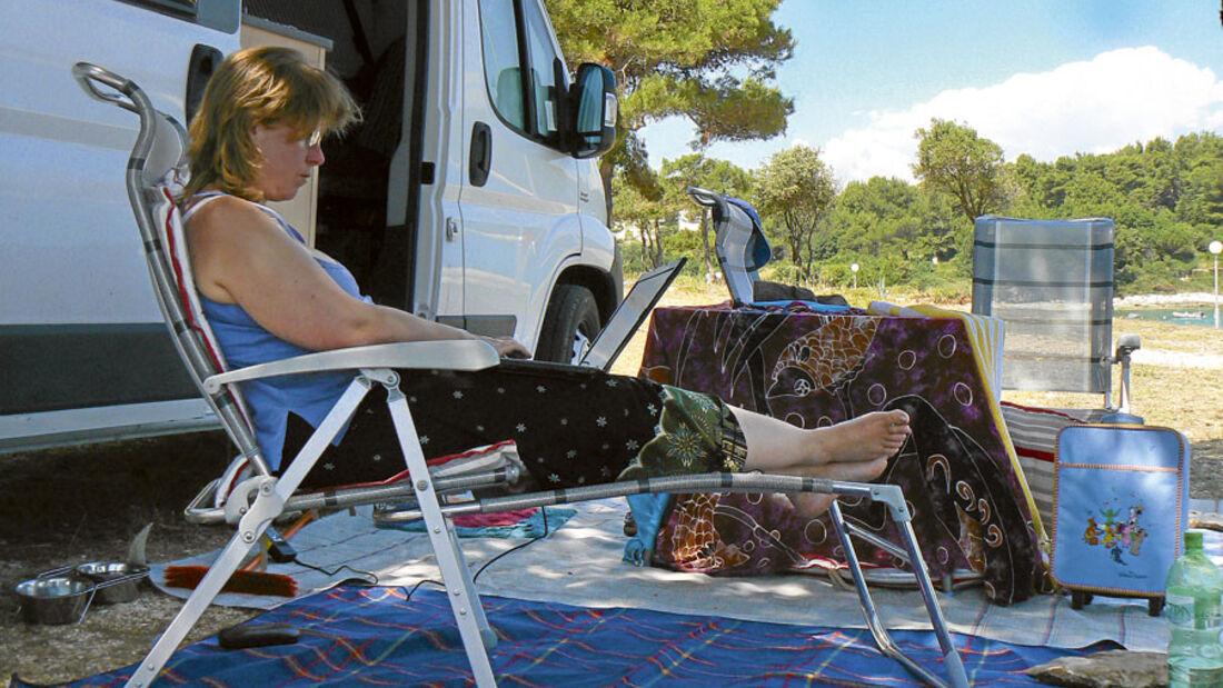 Mobile Menschen: Angelika Wesner