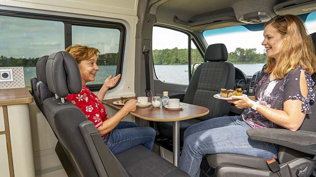 Mobile Menschen Culinatour