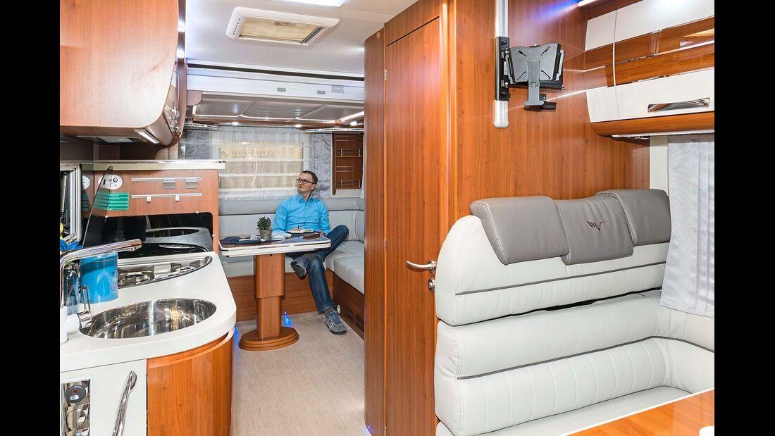 Mobilvetta K-Yacht Sitzgruppe
