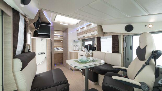 Mobilvetta K-Yacht Tekno Line (2019)