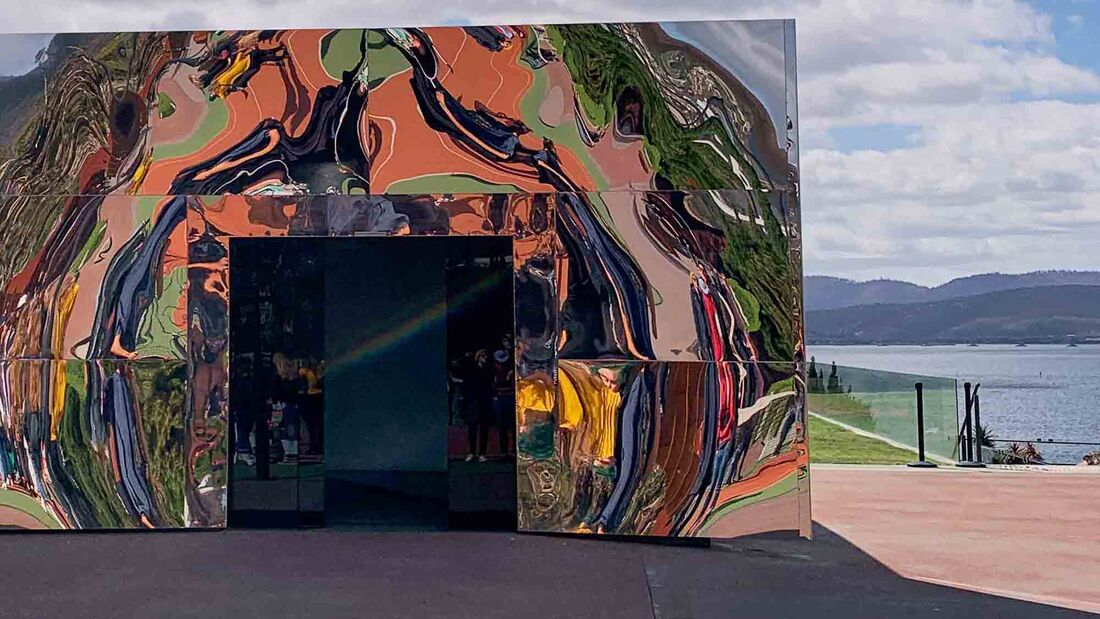 Mona Museum, Tasmanien