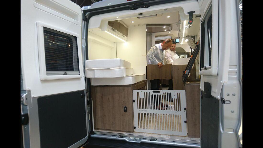Mooveo Van 54 DB