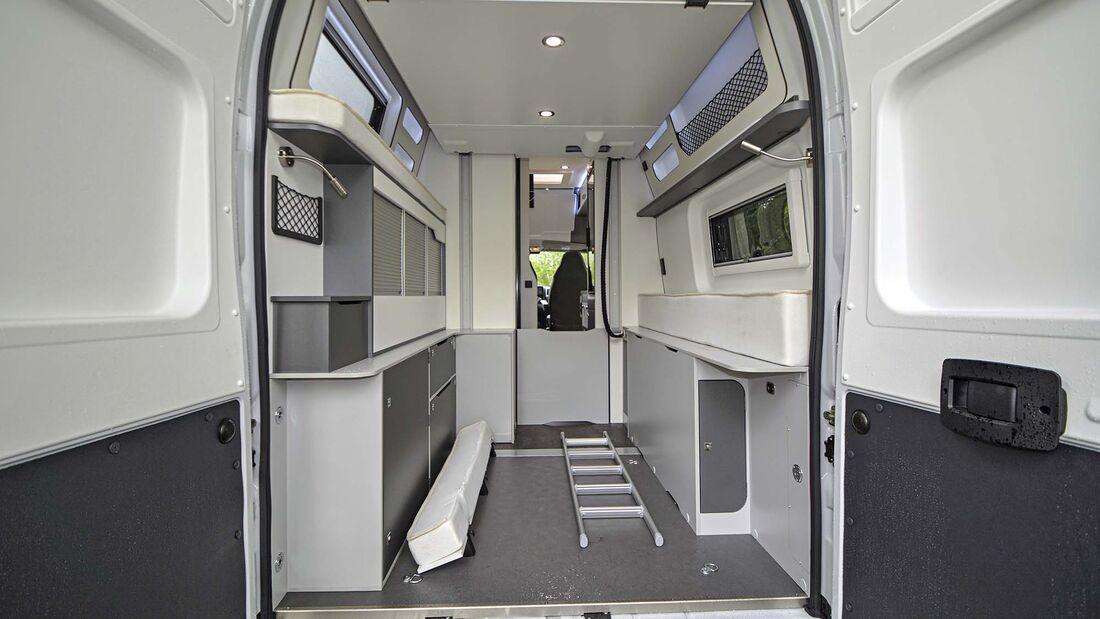 Mooveo Van 63 XL (2021)