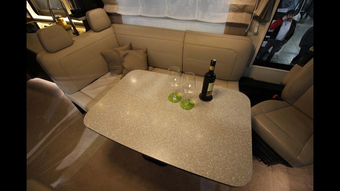 Morelo Empire Liner Silverstone Sitzecke + Tisch