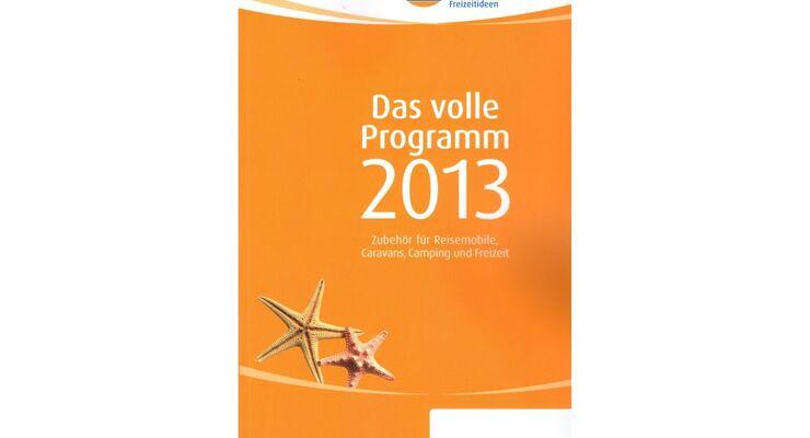 """Movera stellt seinen Katalog 2013 """"Das volle Programm"""" mit mehr als 10.000 Produkten auf der CMT vor."""