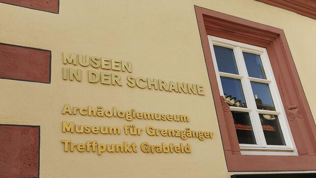 Museen in der Schrane
