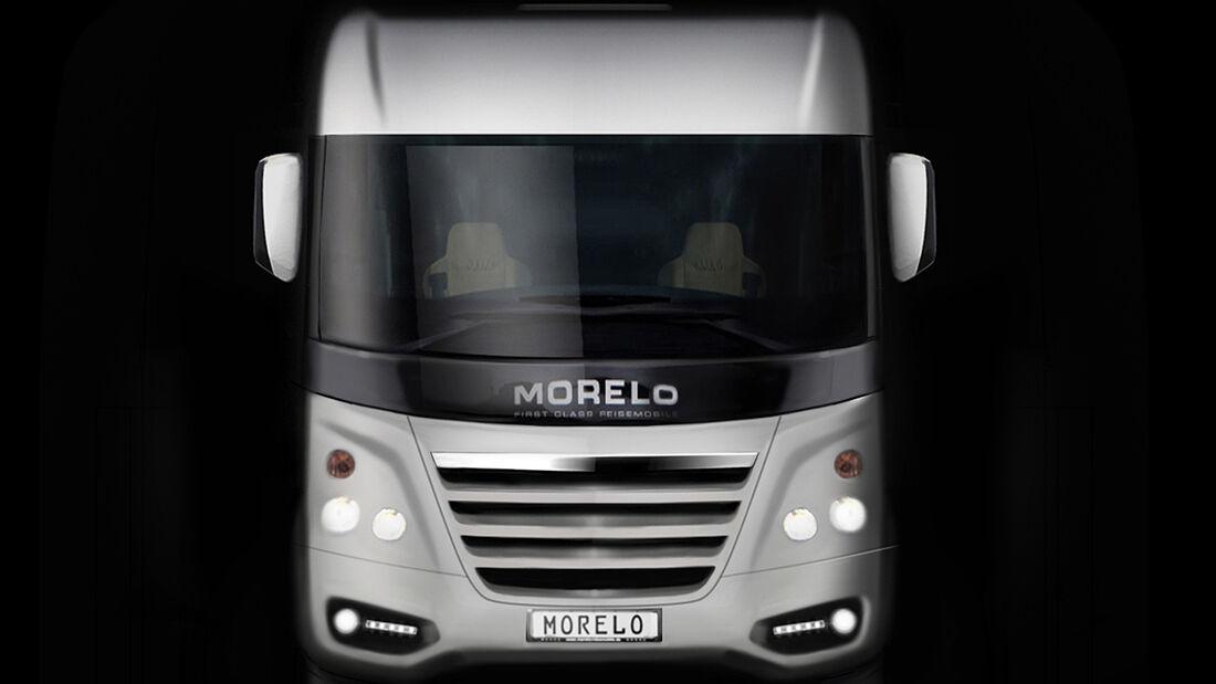 Nach Palace, Palace Alkoven, Manor und Loft bringt Morelo als fünfte Baureihe den Home als Einstieg in die Oberklasse auf den Markt.