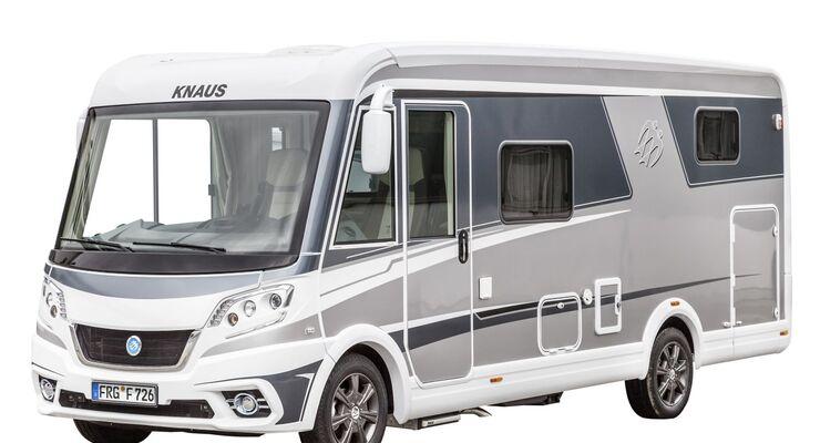 Nach der Premiere des Sky i im Januar, folgt mit dem Knaus Van i das zweite vollintegrierte Reisemobil der Marke mit den zwei Schwalben im Logo.