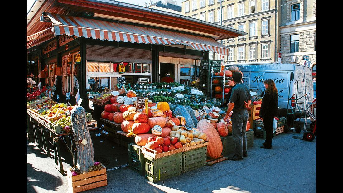 Naschmarkt in Wien