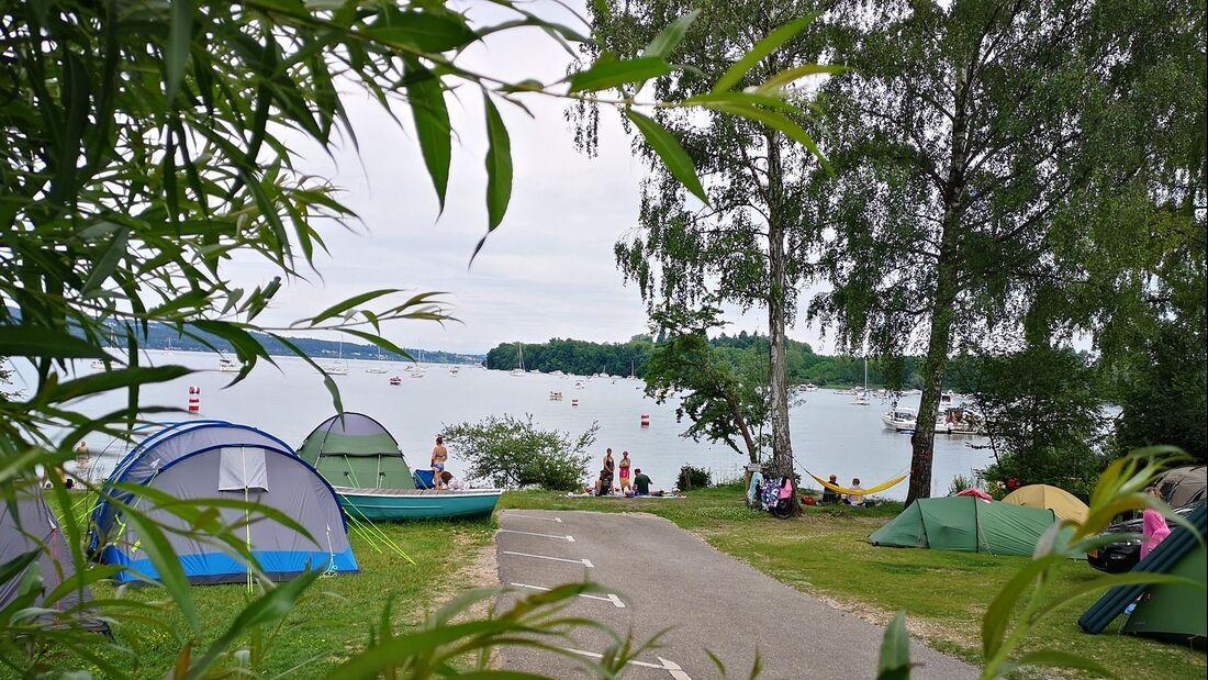 Naturcamping Litzelstetten Mainau