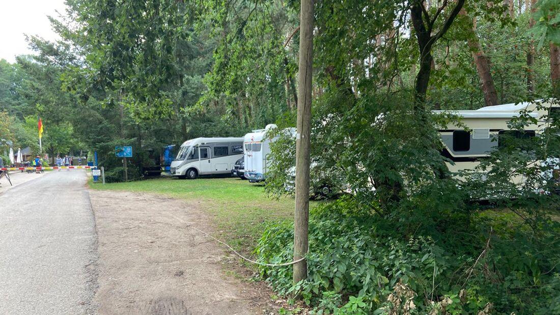 Naturcampingplatz Malchow