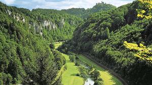 Naturpark fränkische Schweiz
