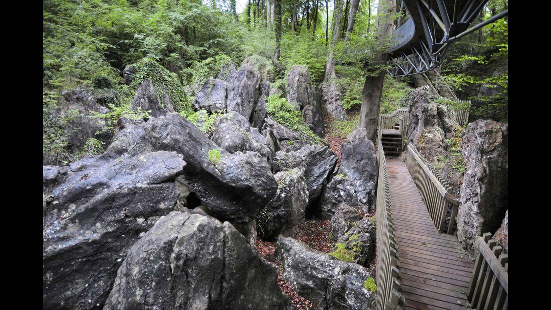 Naturschutzgebiet Felsenmeer