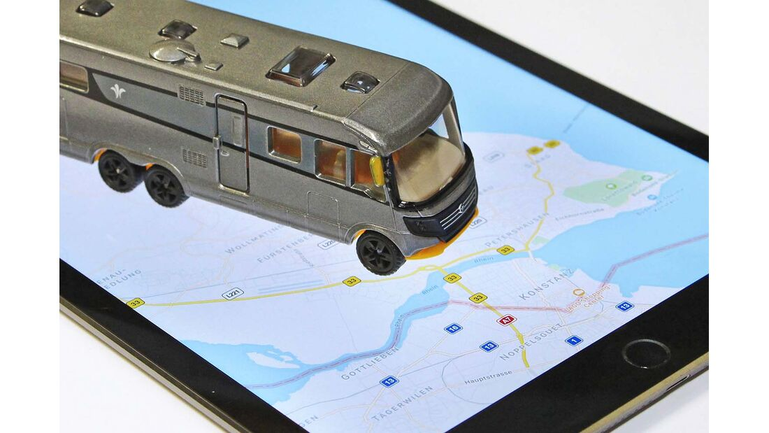 Navigations-Apps