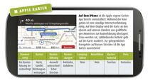 Navigations-Apps Apple Karten