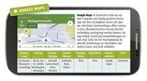 Navigations-Apps Google Maps