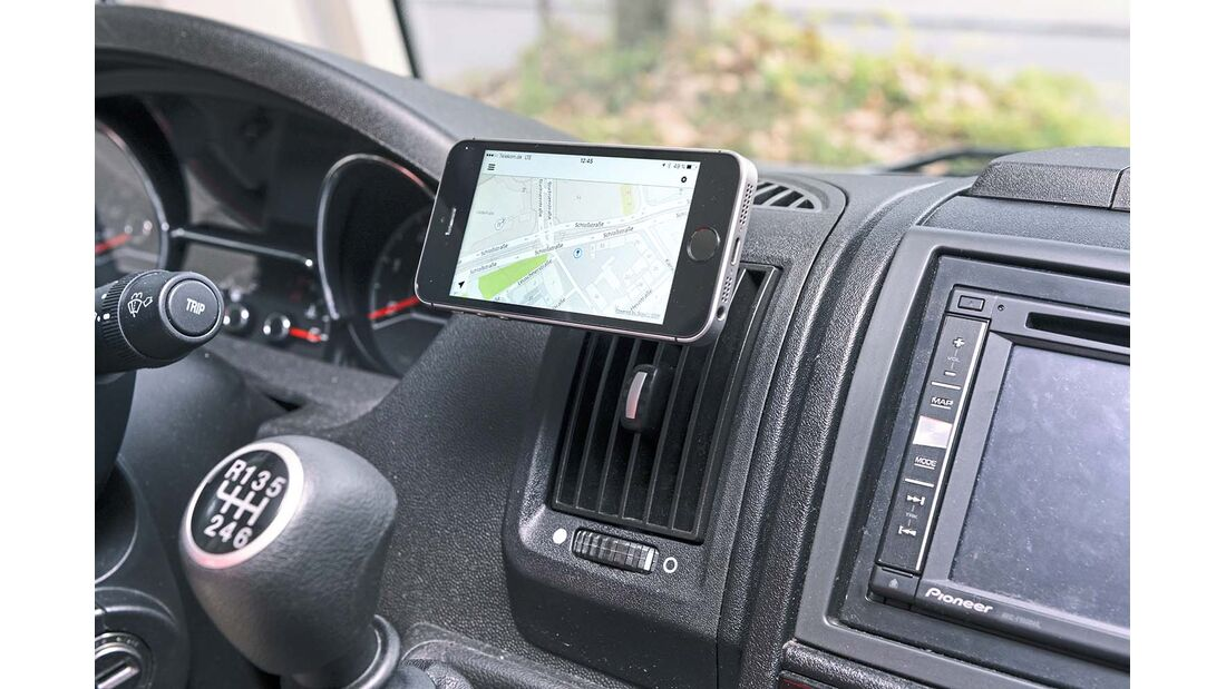 Navigations-Apps Halterung Nite Ize